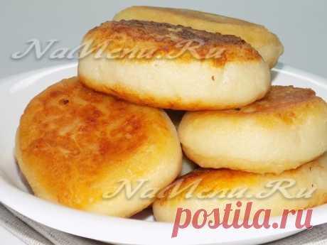 Картофельные зразы с капустой, рецепт с фото