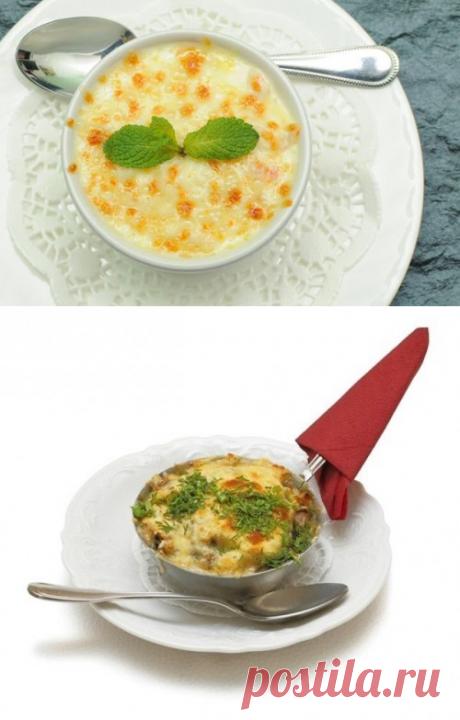 Жюльены с рыбой: наслаждение вкусом! / Простые рецепты