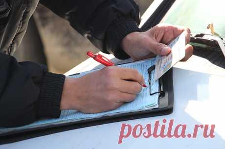 За что у вас заберут водительские права? / 19 октября — статьи почитать на Колёсах