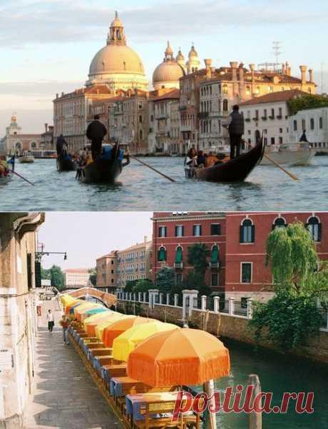 10 интересных фактов об Италии.