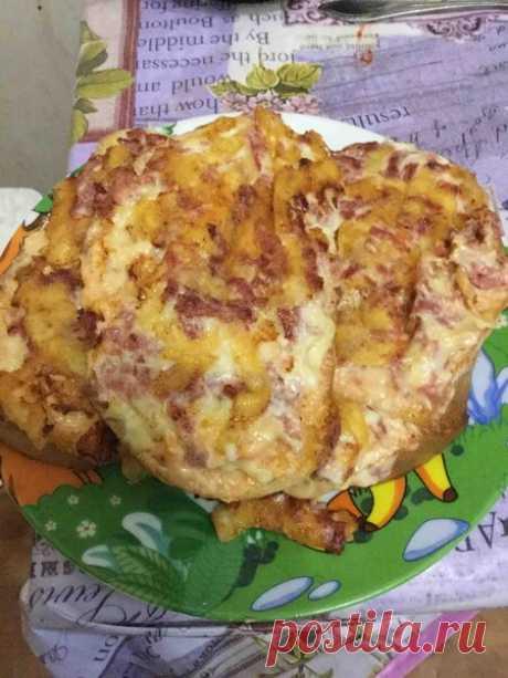 Быстрые горячие бутерброды на сковороде. | Мама дома | Яндекс Дзен
