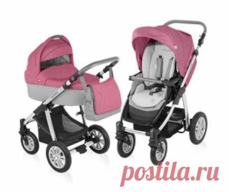 Коляски 2 в 1 Baby Design