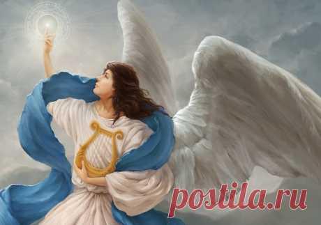 Пять способов выйти на связь со своим Ангелом-Хранителем