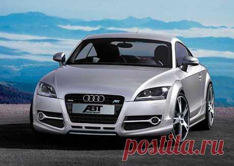 Тюнинг Audi TT, какие изменения претерпел автомобиль