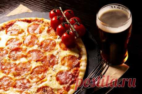 Пицца пепперони - пошаговый рецепт с фото - как приготовить, ингредиенты, состав, время приготовления - Леди Mail.Ru