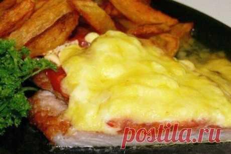 Мясо «Аппетитное» с креветками, рецепт с фото — Вкусо.ру