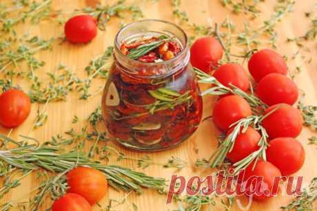 Los tomates curados | el portal más sabroso de Runeta