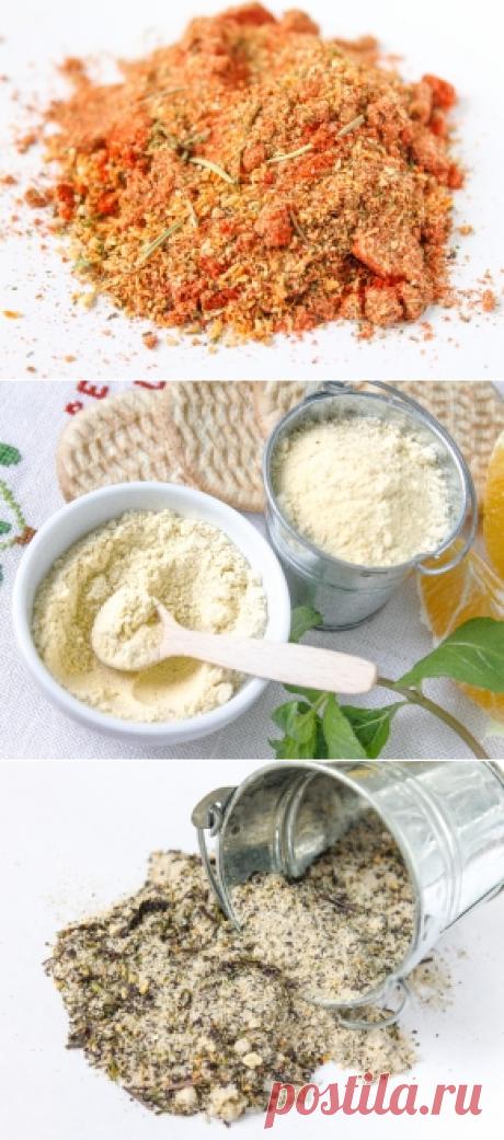 Приправы — 17 рецептов с фото. Как приготовить приправу в домашних условиях?