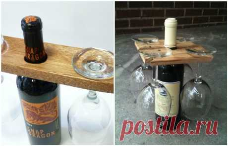 Стильные вещи, которые можно сделать из бутылок