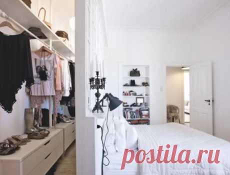 Как оформить спальню в маленькой квартире: 10 решений, 20 примеров