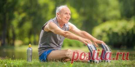 10 упражнений для пожилых, которые стоит делать каждый день | Жизнь в стиле ЗОЖ | Яндекс Дзен