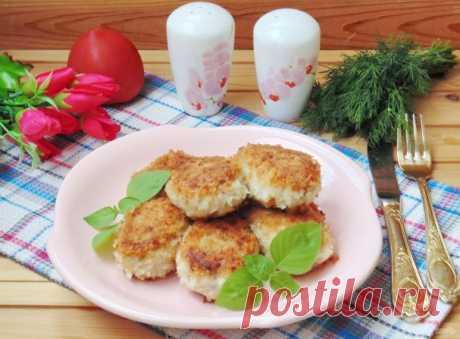 Котлеты из свинины с сыром и укропом - пошаговый рецепт с фото на Повар.ру