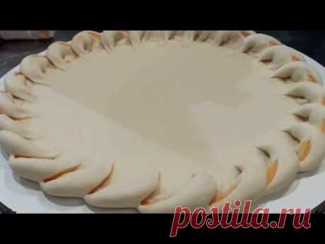 """Этот вкуснейший Пирог """"взорвется"""" в духовке! Чистое наслаждение!"""