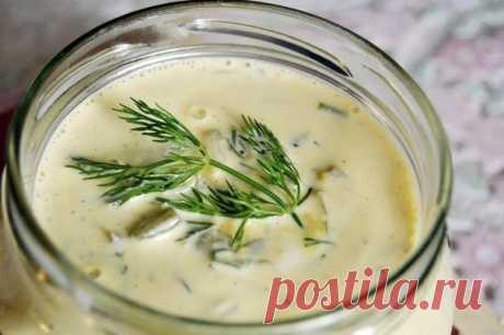 Как приготовить соус тартар - рецепт, ингридиенты и фотографии