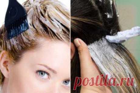 Живут ли вши на окрашенных волосах: воздействие краски