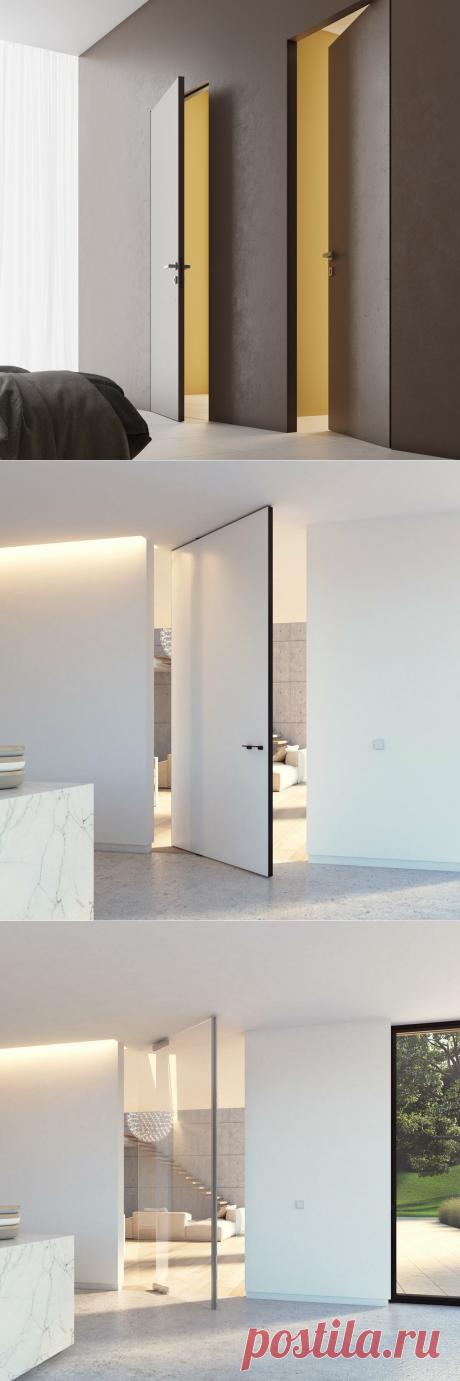 Межкомнатные двери - финал или провал? | Про дизайн и ремонт | Яндекс Дзен