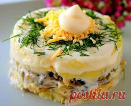 ПП салаты: рецепты с фото на ужин при правильном питании.