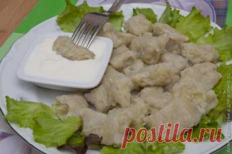 Картофельные клецки   ДОМАШНИЙ ОЧАГ
