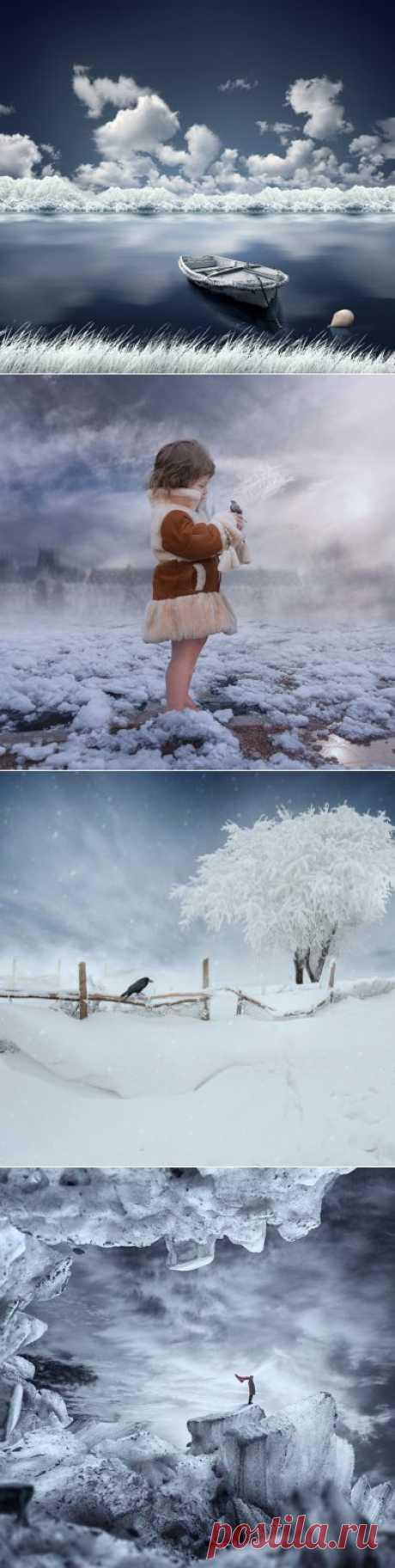 Зимнее фэнтези от Караса Йонута — Российское фото