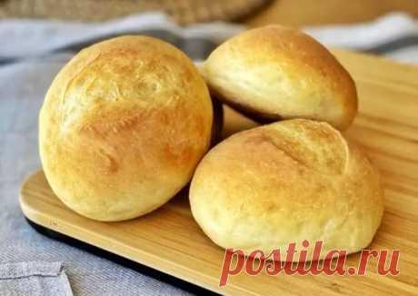 (2) Хлебные булочки - пошаговый рецепт с фото. Автор рецепта Анна Тарновская 🏃♂️ . - Cookpad