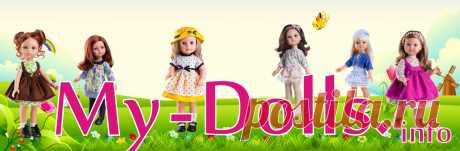 ¡El mejor sitio sobre las muñecas, la obra y la costura!