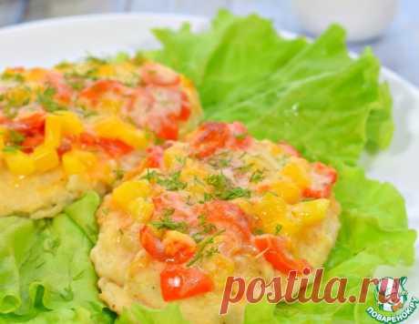 Филе куриное с овощами и сыром – кулинарный рецепт