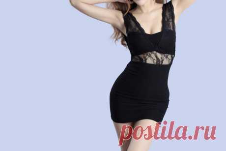 Диета «Маленькое черное платье»