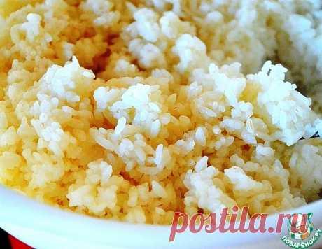 Рис от Ларисы Рубальской – кулинарный рецепт