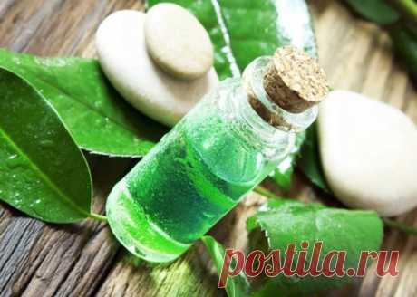 Целебное масло, которое способно лечить грибок и псориаз