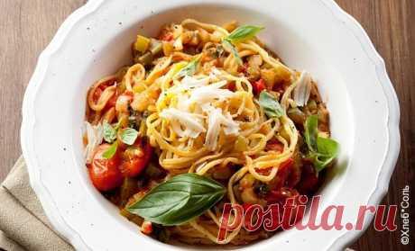 День итальянской кухни. Рецепты для субботнего вечера Кулинарный портал «ХлебСоль»