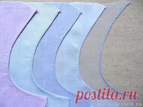 Швы для шитья сложных тканей: шелк, кружево, бархат. Мастер-классы.