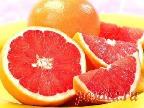 Advantage of grapefruit