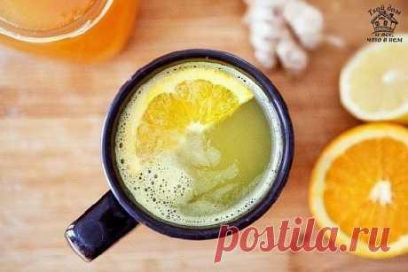 3 рецепта имбирного чая! Для поднятия иммунитета! 1 .Мятный чай. Необходимые ингредиенты: * вода (кипяток) – 1 л.; * свежий тертый имбирь – 2 ч.л.; * зеленый чай – 1 ч.л.; * мята сушенная молотая – 1 ч.л. (если свежая — лучше); * сахар, лимон по вкусу...