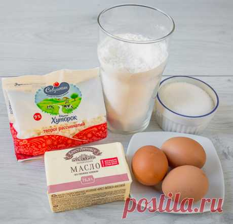 Рецепт творожного кекса по ГОСТу на Вкусном Блоге