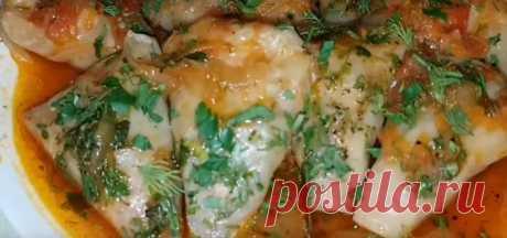 La receta de los golubtsí gitanos - el plato cojonudo para todos los casos