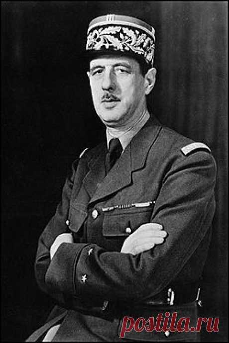 Charles De-Gaulle