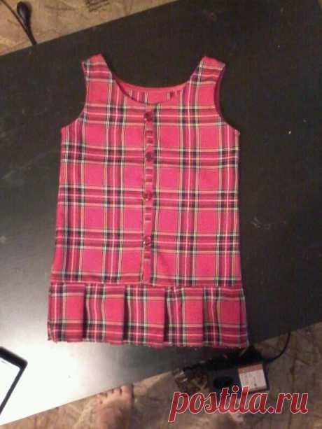 платье для моей малютки