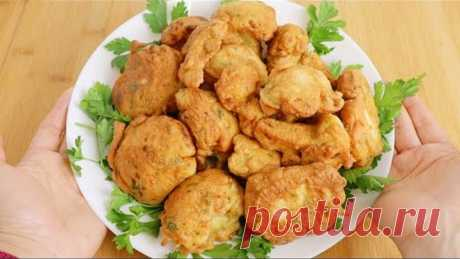 cauliflower becomes tastier than meat! ready in a few minutes, your family will be happy