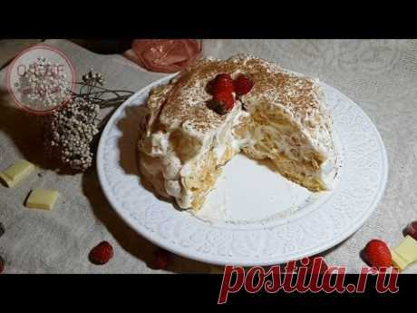 Просто и вкусно! Торт Дамские пальчики! - YouTube