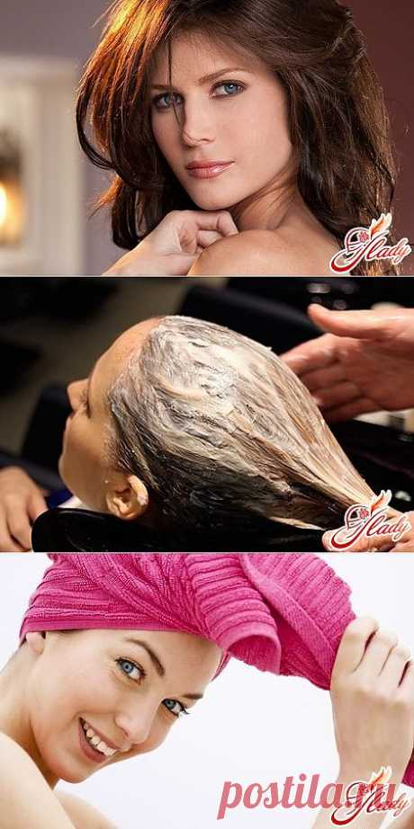 Mask for hair with cognac and honey - a way to beauty