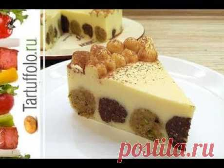 Cake WITHOUT PASTRIES with taste of ice cream! MEGA tasty! Cake with ice cream flavor WITHOUT BAKING