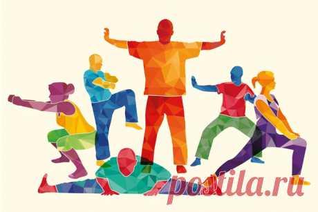 Гимнастика здоровья и долголетия «33 движения»