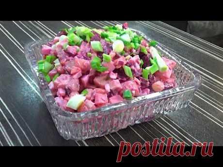 Финский салат Росоли, который утер нос русской Шубе