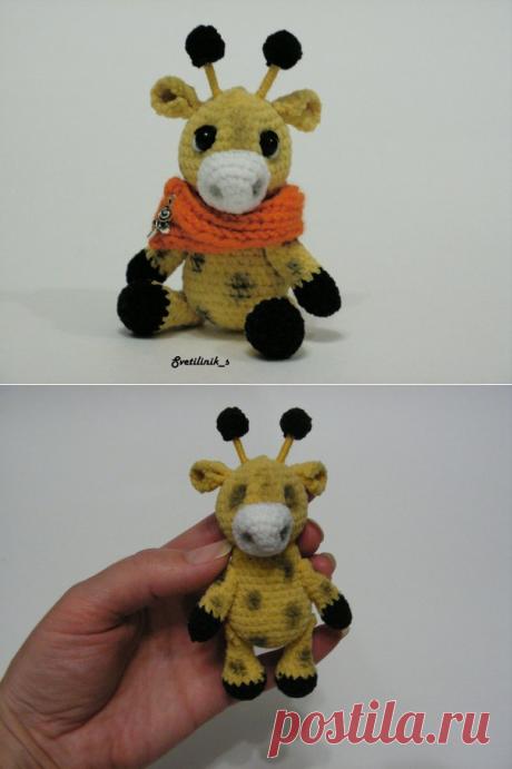 Мини-жирафики (с описанием)