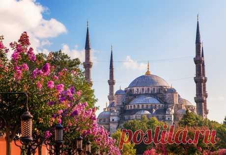 Города мира: Стамбул. Встреча Востока и Запада. Мир невероятно разнообразен!