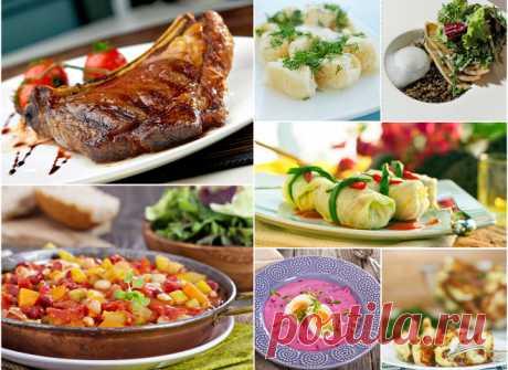 7 ужинов: накорми семью вкусно - tochka.net