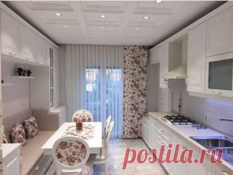 Очень красивая кухня  а вам нравится?