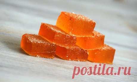 Как приготовить мармелад из цитрусов в домашних условиях | Pentad