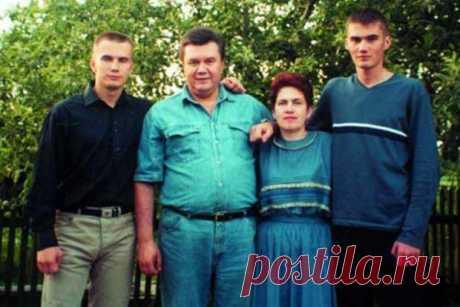 Женщины Януковича: кто на самом деле был первой леди президента-беглеца - 24 Канал