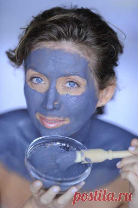 Маски из глины для кожи лица: как делать и чем полезны
